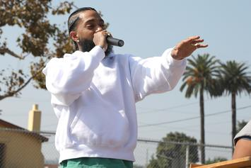 Nipsey Hussle Estate Celebrates Grammy Success With Bittersweet Photo