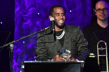 Diddy Delivers A Slew Of Bad Boy Classics At Super Bowl Party