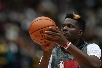 NBA Trade Rumors: Boston Celtics Eyeing Rockets' Clint Capela