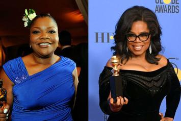 Mo'Nique Calls Out Oprah For Being Less Involved With Harvey Weinstein Accusers
