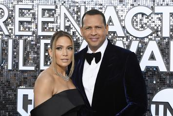Alex Rodriguez Jumps At Opportunity To Be Jennifer Lopez's Background Singer