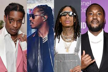 A$AP Rocky, Future, Wiz Khalifa, Meek Mill & More Sign On For Rolling Loud Portugal