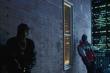"Flipp Dinero & Lil Baby Take Things To The Edge In Their Video For ""How I Move"""