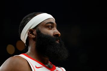 James Harden Grants Wish Of 18-Year-Old Lymphoma Patient