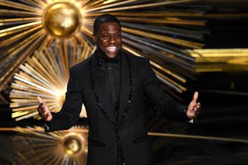 """Kevin Hart Admits He """"F*cked Up"""" Oscars Hosting Gig In New Interview"""