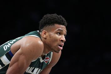 Giannis Antetokounmpo Is Getting Roasted Again For His Terrible All Star Draft