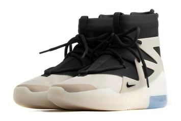 """Nike Air Fear Of God 1 """"Cream Toe"""" Rumored To Drop This Month: Official Images"""