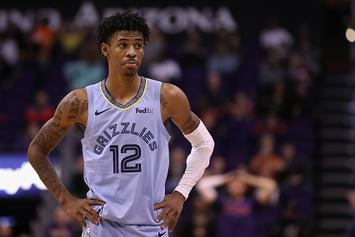 Andre Iguodala Praises Ja Morant Following His Falling Out In Memphis: Watch
