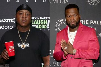 "Jadakiss Reflects On Offering 50 Cent $1Mil To Battle Rap: ""An Easy Payday"""