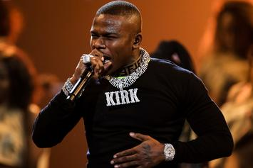 DaBaby Bickers With Woman While Being Chauffeured Around Airport