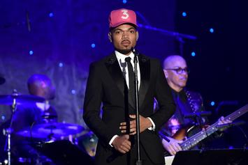 Chance The Rapper To Host 2020 Kids' Choice Awards