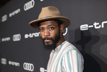 "Lakeith Stanfield Says ""Atlanta"" Is His Favorite Workplace"