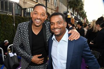 """Will Smith Praised By """"Fresh Prince"""" Co-Star Alfonso Ribeiro: """"That's Family"""""""