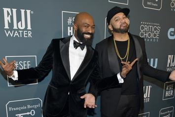 Amber Rose's Forehead Tattoo Receives Hilarious Analysis From Desus & Mero