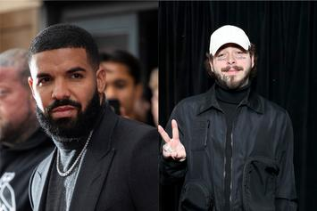 Drake Surprises Crowd At Post Malone Concert In Toronto
