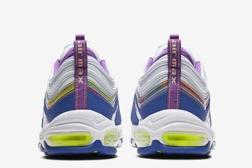 """Nike Air Max 97 """"Easter"""" Coming Soon: Official Photos"""