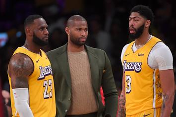 DeMarcus Cousins Explains Why LeBron James Should Be President