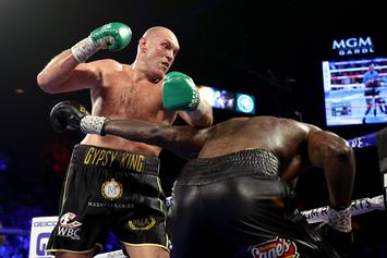Twitter Reacts To Tyson Fury's Dominant Win Over Deontay Wilder