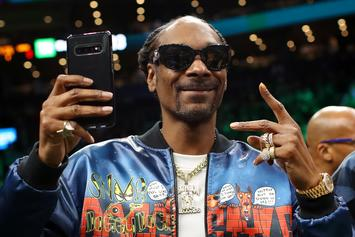 Snoop Dogg Offers High Praise For Jaden Smith