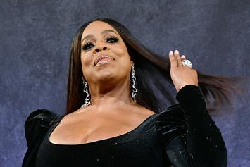 Niecy Nash Celebrated Her 50th Birthday In A Crystal Thong