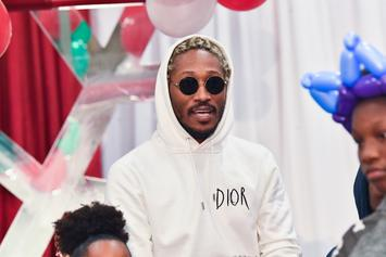 "Future's Baby Mama Snaps At His ""Check Baby"" Claims"