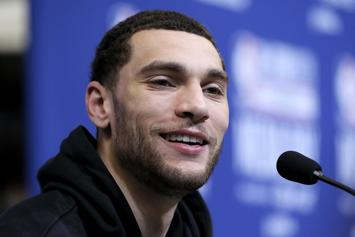 Zach LaVine Loses It At Head Coach Amid 41-Point Game