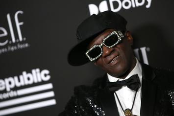 "Flavor Flav Denounces Bernie Sanders' ""Fake Revolution"""