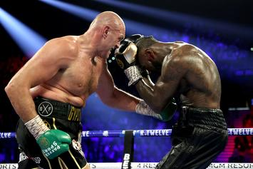 Deontay Wilder Exercises Rematch Clause Against Tyson Fury