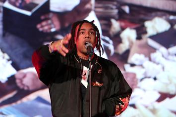Vic Mensa Dodges Felony But Still Faces Possession Of Brass Knuckles