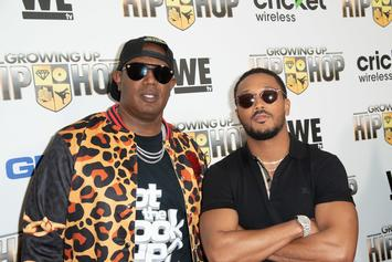 """Master P And Romeo Confirm """"GUHH"""" Exit On """"The Breakfast Club"""""""