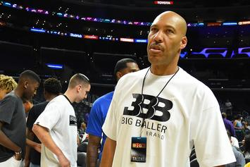 LaVar Ball Guarantees LiAngelo Will Outscore Zion Williamson