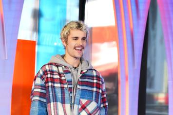 Justin Bieber Posts Revealing Underwear Pic For Lil Dicky