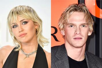 Miley Cyrus & Cody Simpson Get Matching Trident Tattoos