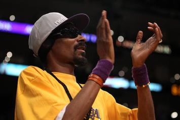Snoop Dogg Hilariously Reacts To Lakers Victory Over Clippers