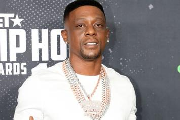 Boosie Badazz Briefly Taken Into Custody Before Concert