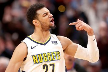 Jamal Murray's Dunk Of The Year Ruined By Ridiculous Foul