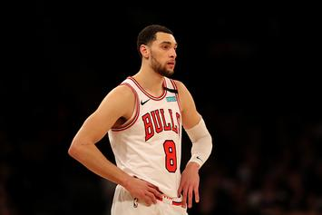 Bulls' Zach LaVine Takes Issue With ESPN's 'Happy BDay' Tweet
