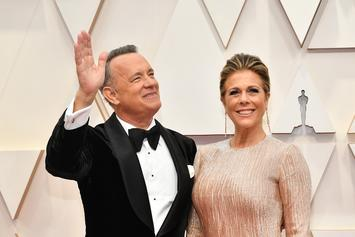 Tom Hanks & Rita Wilson Contracting Coronavirus Has Everyone In Shambles