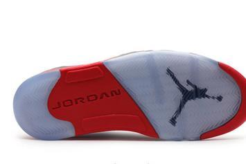 """Air Jordan 5 """"Fire Red"""" Expanded Release Details Revealed"""