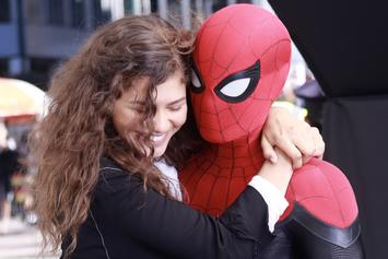 "Tom Holland Says Zendaya Will Return For ""Spider-Man 3"""