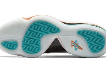 """Nike Air Penny 5 """"Alternate Dolphins"""" Coming Soon: Photos"""