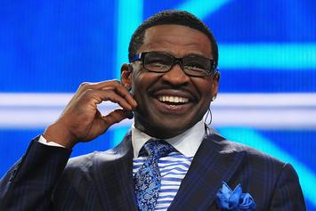 Michael Irvin Gets Roasted For His Lazy Coronavirus Joke