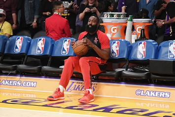 James Harden Nods To The Lakers With New Adidas Harden Vol. 4