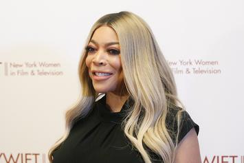"Wendy Williams On Wanting To ""Risk It"" To Continue Filming Her Show"