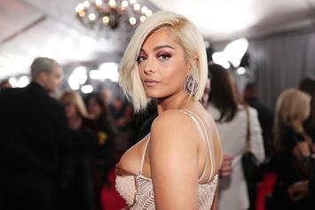 Bebe Rexha Poses Nude To Promote Stay-At-Home Movement