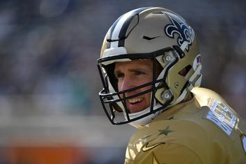 Drew Brees Announces Unprecedented Coronavirus Relief Pledge