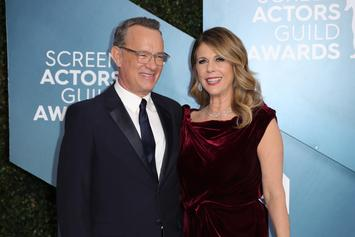 Tom Hanks & Rita Wilson Return To U.S. After 2-Week Quarantine In Australia