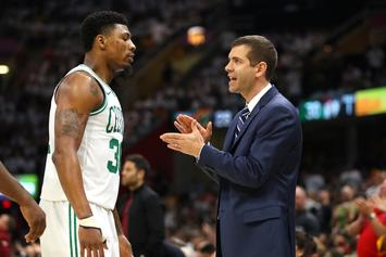 Celtics HC Brad Stevens Provides Update On Marcus Smart & COVID-19