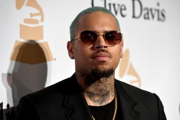 Chris Brown Hides From Crazed Fan Breaking Into His Crib