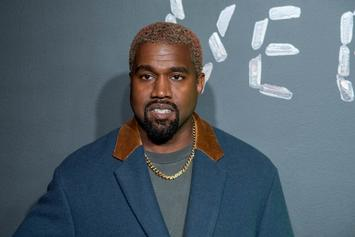 Kanye West Hits Up McDonald's During Coronavirus Pandemic